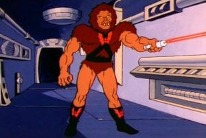 Grizzlor as he appeared in the She-Ra and the Princess of Power cartoon