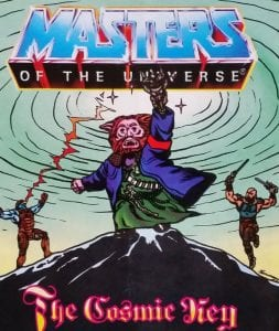 Gwildor as he appeared in the Masters of the Universe Mini Comics
