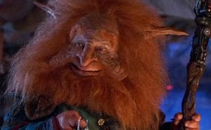 Gwildor as he appeared in the 1987 Masters of the Universe Movie