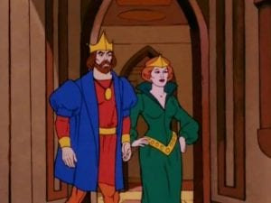 King Randor as he appeared in the Masters of the Universe Cartoon
