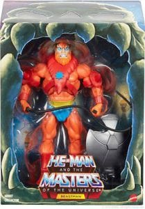 Beast Man Filmation Super7 Masters of the Universe Front Box Art