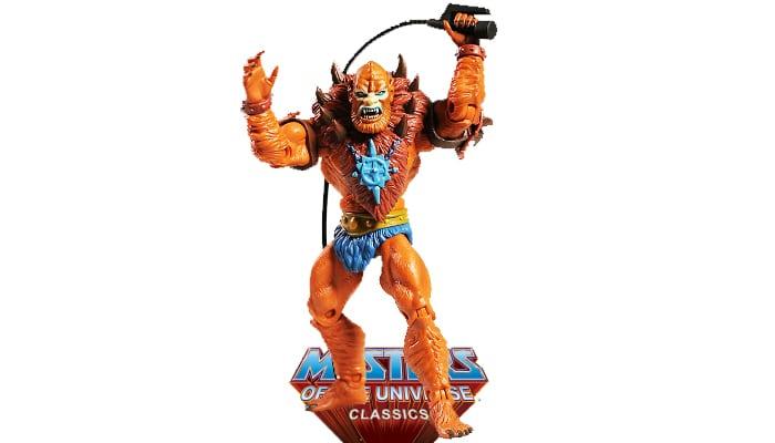 Beast Man Masters of the Universe Classics Figure