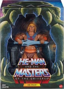 Filmation Super7 Masters of the Universe Front Box Art