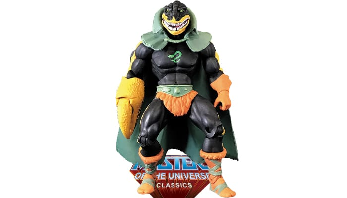 Lord Gr'asp action figure from the Masters of the Universe Classics line.