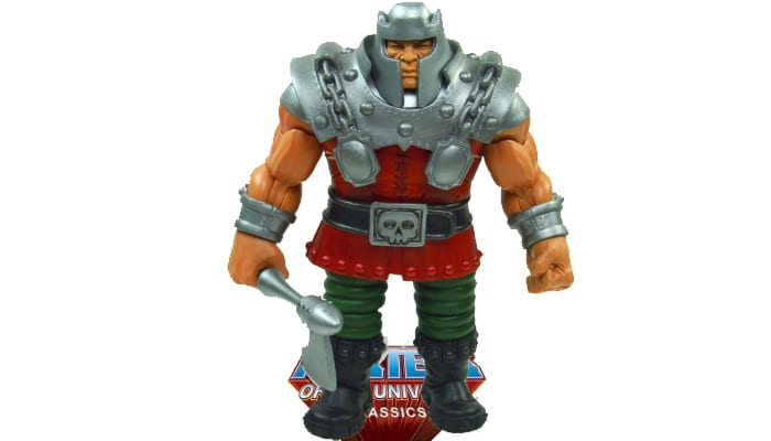 Ram Man action figure from the Masters of the Universe Classics line.