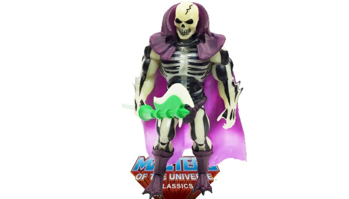 Scareglow action figure from the Masters of the Universe Classics line.