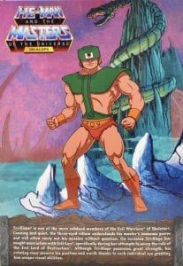 Tri-Klops Filmation Super7 Masters of the Universe Box Back
