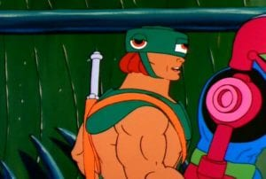 Tri-Klops as he appeared in the Masters of the Universe Cartoon