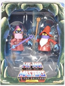 Uncle Montork Dree Elle Filmation Super7 Masters of the Universe Box Front