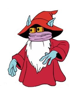 Uncle Montork as he appeared in the Masters of the Universe Cartoon