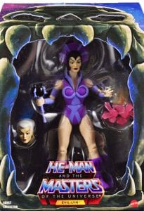 Evil-Lyn Filmation Super7 Masters of the Universe Box Front
