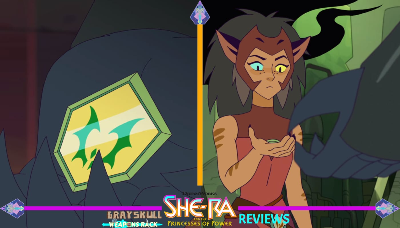 Force Captain Catra from the She-Ra and the Princess of Power Netflix Series
