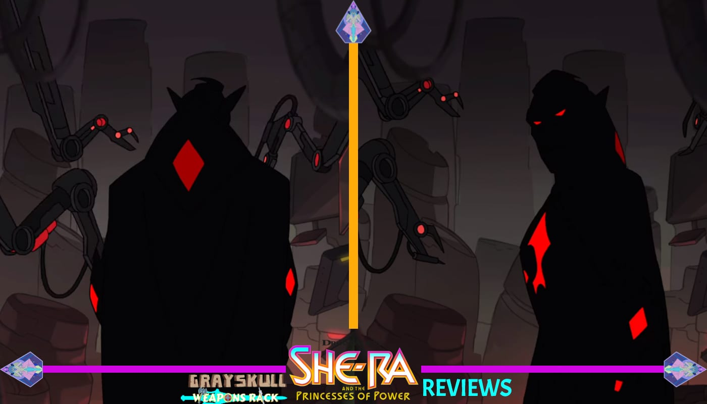 Hordak from the She-Ra and the Princess of Power Netflix series