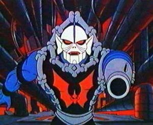 Hordak as he appeared in the She-Ra and the Princess of Power cartoon