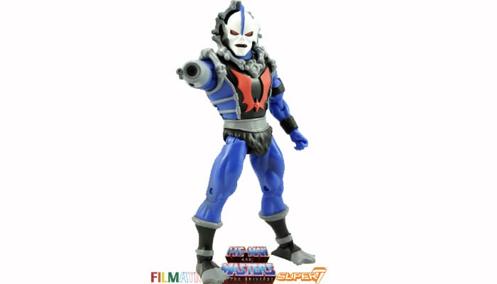 Hordak action figure from the Filmation Super7 Masters of the Universe toy line.