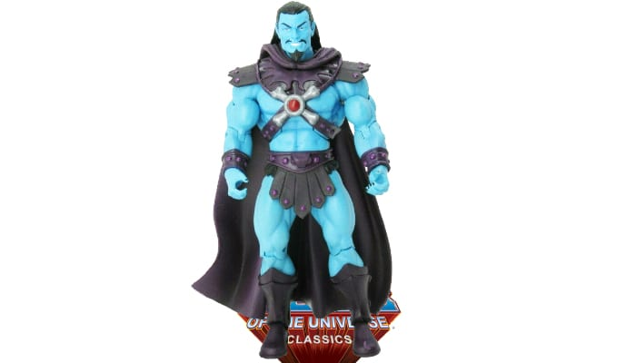 Keldor action figure from the Masters of the Universe Classics line.