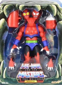 Modulok Filmation Super7 Masters of the Universe Box Front