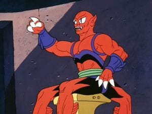 Modulok as he appeared in the Masters of the Universe Cartoon