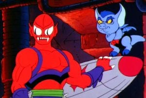 Modulok as he appeared in the She-Ra and the Princess of Power Cartoon
